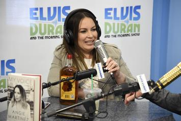 """Angie Martinez Details Car Accident That Shattered Her Vertebra: """"I Flew Over A Wall"""""""