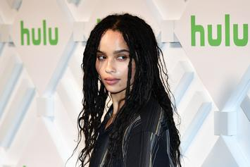Zoe Kravitz Poses Nude For Elle Magazine & Opens Up About Being A Wife