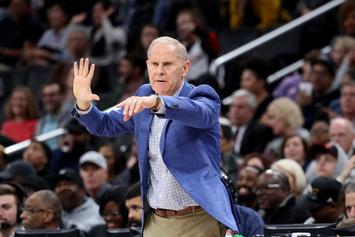 "Cavs Coach John Beilein Apologizes After Saying ""Thugs"" To His Players"