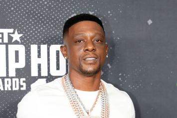 """Boosie Badazz """"Gives Back"""" To Kappas, Launches Stroll Contest With $6K Prize"""