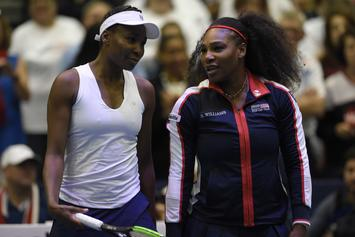 "Venus & Serena's Half-Sister Calls Out Father For Being A ""Serial Cheat"""