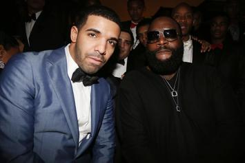 """Rick Ross Explains What Happened To Drake Collab Project, """"YOLO"""""""