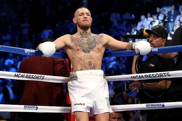 Conor McGregor Hints At Mayweather MMA Fight, Pacquiao Boxing Match