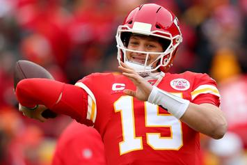 Patrick Mahomes GF Goes Insane After Chiefs Mount Huge Comeback