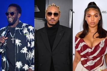 """Diddy Declares """"Life Is Good"""" After Future & Lori Harvey Confirm Relationship"""