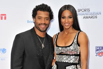 Ciara Writes Loving Message To Russell Wilson Following Seahawks Playoffs Exit