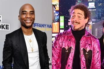 """Charlamagne Tha God Would Kick Post Malone Out The Rap Game: """"He's A Fake Future"""""""