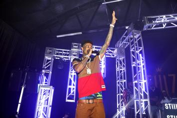 "Blueface Shares Video Of Dance Challenge For Unreleased Song ""Holy Moly"""