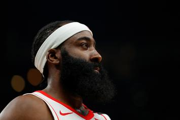 Ja Morant Gave James Harden Numerous Buckets And Fans Loved It