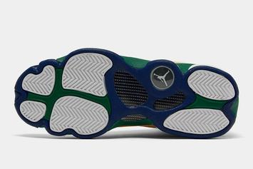 """Air Jordan 13 """"Playground"""" Release Date Revealed: Detailed Photos"""