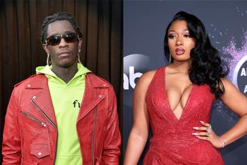 """Young Thug Uses Megan Thee Stallion's Dog To Insult """"Y'all H*es"""""""