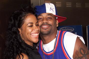 "Damon Dash Says He Will ""Always Love"" Aaliyah With Throwback Pic On Her B'Day"