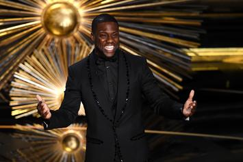 Kevin Hart Feels No Type Of Way About The Oscars Remaining Hostless