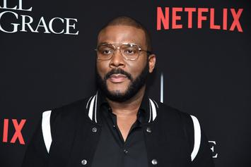 """Tyler Perry's Netflix Movie, """"A Fall From Grace"""", Gets Ripped Apart On Twitter"""