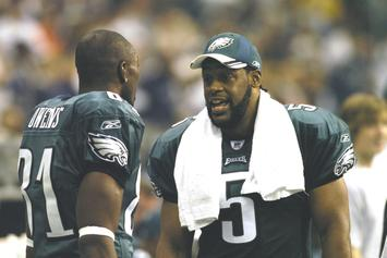 Donovan McNabb Blames Terrell Owens For The Fall Of The Eagles
