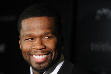 """50 Cent Doesn't Care About Floyd Mayweather's Event At A """"Roach Motel"""""""