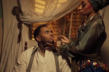 """Kevin Gates Gets Trapped By Dreka Gates In Voodoo-Inspired """"Fatal Attraction"""""""