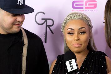 Blac Chyna Accuses Rob Kardashian Of Killing Her Career Amidst Custody Battle