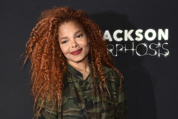 Janet Jackson's Seductive Tinder Profile Picture Killed The #DollyPartonChallenge