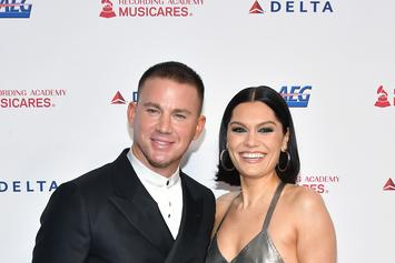 Channing Tatum Rekindles Romance With Jessie J Hours After Settling Divorce