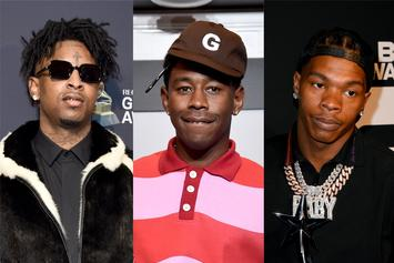 Tyler, The Creator, Lil Baby & More Brought Their Moms As Grammy Dates