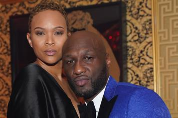 Lamar Odom & Fiancée Sabrina Parr Squash Break Up Rumours