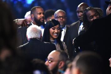 Cardi B Finally Unmasks & Fans Think She's Had Plastic Surgery