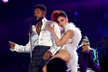 Usher's Prince Tribute At The 2020 GRAMMYs Fell Short Of Impressing Many Fans