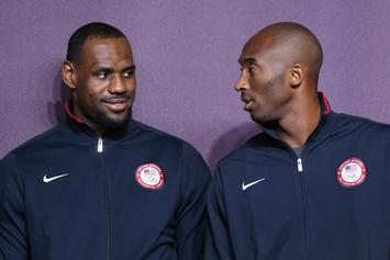 "LeBron James Breaks Silence On Kobe Bryant's Death: ""I'm Heartbroken & Devastated"""