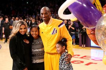Vanessa Bryant Shares Heartbreaking Photo Of Kobe & Gianna On Instagram