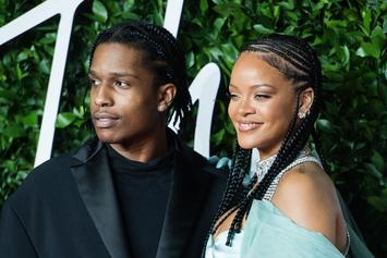 A$AP Rocky & Rihanna Dating Rumors Cause Twitter Eruption