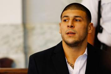 Aaron Hernandez Reportedly Revealed Sexuality To His Mom Prior To His Death