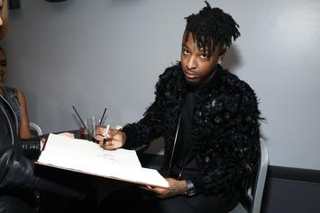 21 Savage Tries To Sing Alicia Keys Cover & Epically Fails