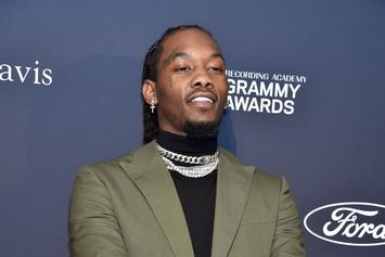 "Offset Stumbles Over Words In New Promo For His Series ""Bet With Set"""