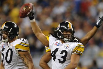 Troy Polamalu Among Five Players Selected To Pro Football Hall Of Fame