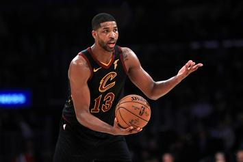 Cavs' Tristan Thompson Put On The Trade Block Ahead Of NBA Deadline