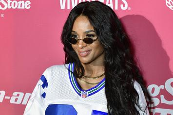 "Ciara Turns Up To Roddy Ricch's #1 Song At The Super Bowl: ""Silly Mama"""