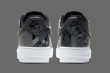"Nike Air Force 1 Low ""Chicago"" Coming For All-Star Weekend: Photos"