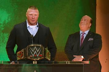 Brock Lesnar's Next WWE Title Challenger Revealed For Super ShowDown Event