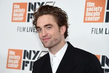 "Robert Pattinson Named ""The Most Handsome Man"" In The World According To Science"