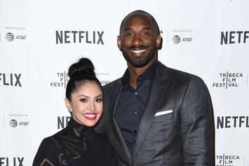 "Vanessa Bryant Remembers ""Best Friend"" Kobe With Lighthearted Interview Clip"