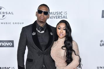 Moneybagg Yo Gives Ari Fletcher Early V-Day Surprise After Alleged Fight Rumours