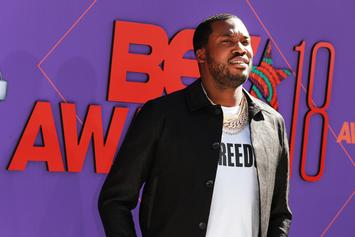 Meek Mill Utilizes Nicki Minaj War To Promote His Girlfriend's Drip