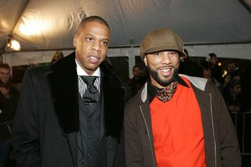 Common Responds After Jay Z Pulls In Criticism For Sitting During NFL National Anthem
