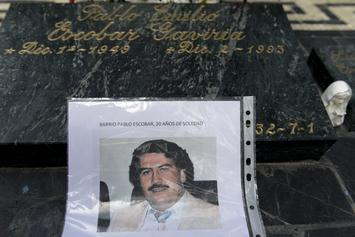 Pablo Escobar's Main Hitman, 'Popeye,' Dead At 54 From Cancer