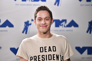 "Pete Davidson Is A Drag Queen Icon For ""SNL"" Skit With RuPaul"