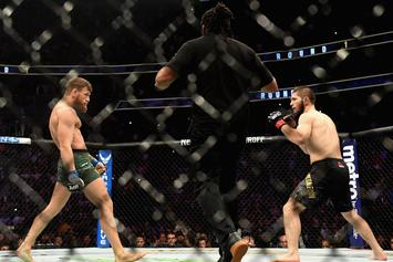 "Khabib's Manager Calls McGregor A ""Scumbag,"" Says Rematch Unlikely"