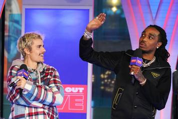Justin Bieber & Quavo Spark Rise In Donations To Women's Shelter