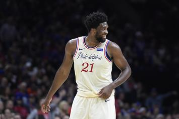 Joel Embiid Tells His Own Crowd To Shut Up After Last Minute Dagger