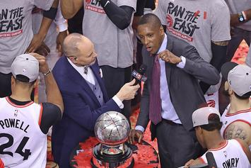 Raptors' Masai Ujiri Sued By Oakland Police Officer Over Alleged Assault